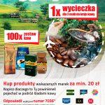 Konkurs Śladami kawy w Intermarche