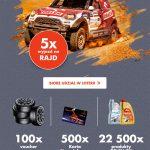 Loteria Orlen – wygraj wyjazd na Rajd Dakar 2018