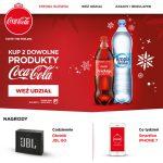 Świąteczna loteria Coca-Cola w Carrefour