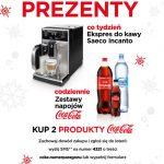 Świąteczna Loteria Coca-Cola w Piotr i Paweł