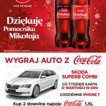 Świąteczna Loteria Coca-Cola