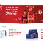 Świąteczna loteria Coca-Cola w Tesco