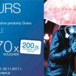 Konkurs Durex w sklepach Żabka i Freshmarket
