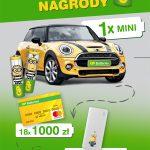 Konkurs GP Batteries wyciągnij Minionka z paki i wygraj Mini Cooper