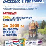 Konkurs Sensodyne i Aquafresh w Lidlu
