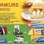 Konkurs fotgraficzny Henklein z okazji 20 lat