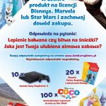 Konkurs Zimowe Zabawy w Leclerc