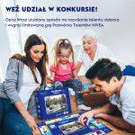 Konkurs NIVEA – rozwijaj talent dziecka