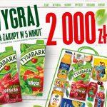 Konkurs Tymbark w sklepach Lewiatan