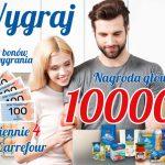 Konkurs Vegeta i Podravka w Carrefour