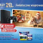 Konkurs Velvet: Świąteczne wygrywanie w Carrefour