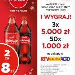 Świąteczna loteria Coca-Cola na stacjach Circle K