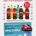 Świąteczna loteria Coca-Cola na stacjach Orlen