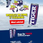 Loteria Zima z Tigerem w Tesco