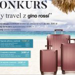 Konkurs My travel z Gino Rossi