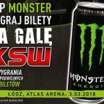 Konkurs Monster na stacjach BP