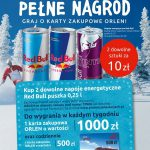 Zimowa loteria Red Bull na stacjach Orlen
