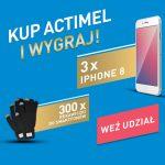 Konkurs Kup Actimel i wygraj w sklepach Biedronka