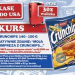 Konkurs Crunchips w sklepach Żabka i Freshmarket