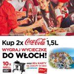 Loteria Coca-Cola w sieci Lewiatan