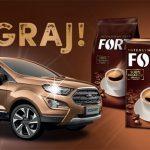 Loteria kawy Fort – wygraj Forda ECOSport