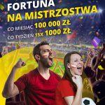 Loteria Fortuna na Mistrzostwa