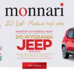 Loteria na 20 lat Monnari
