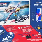 Konkurs Red Bull Air Race w Tesco