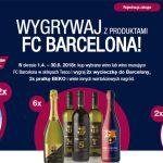 Konkurs Wygraj z winami FC Barcelona w Tesco