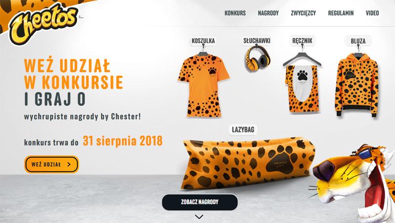 Konkurs Cheetos Fashionista