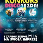 Konkurs Disco Yazda