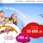 Loteria Familijne – niech uniosą Cię marzenia