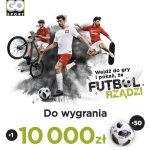 Konkurs GO Sport – Futbol rządzi