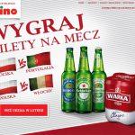 Loteria Warka i Heineken Piłka w Dino