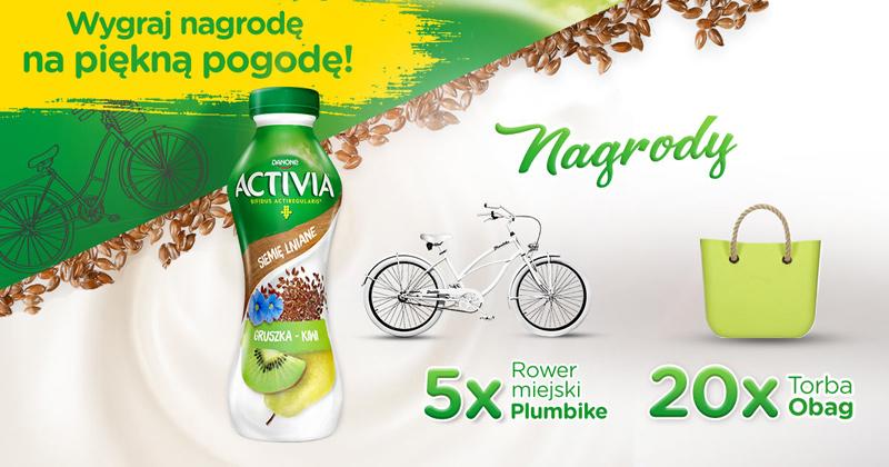 Konkurs Activia w Carrefour