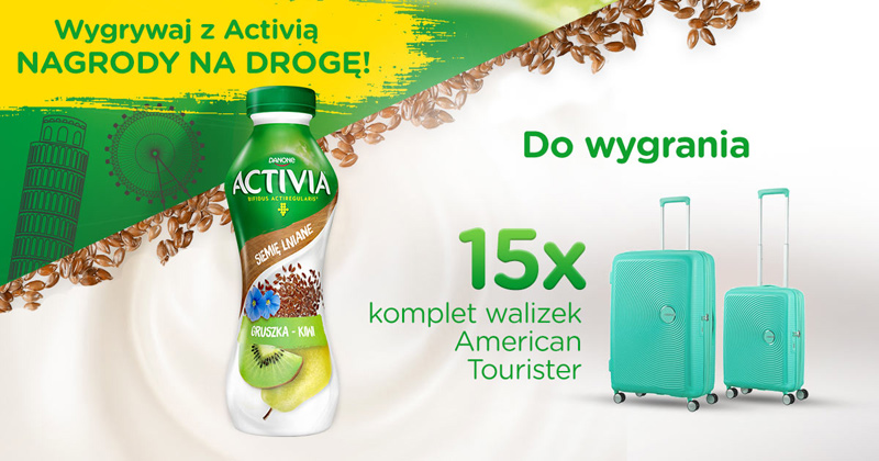 Konkurs Activia w Intermarche