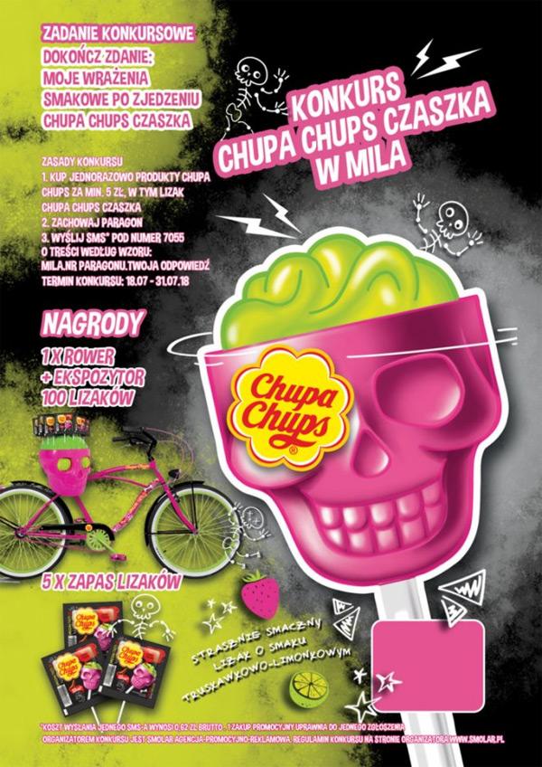 Konkurs Chupa Chups w Mila