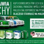 Konkurs Lech w Carrefour – wygraj malucha