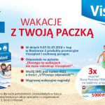 Konkurs Viscoplast w sklepach Biedronka