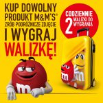Konkurs M&M's w sklepach Żabka