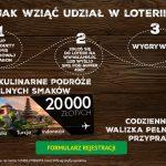 Loteria Kamis – wyrusz w kulinarną podróż