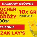 Konkurs Lay's na lato w sklepach Stokrotka