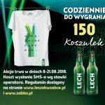 Konkurs Lech Summer w Żabce