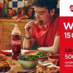Loteria Coca-Cola do posiłku w Selgros