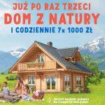 Loteria Almette 2018 – wygraj dom z natury