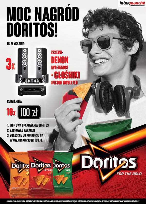 Konkurs Doritos w Intermarche