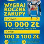 Loteria Euro Sklep – wygraj roczne zakupy!