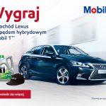 Konkurs Mobil 1 – wygraj Lexusa CT