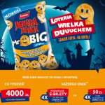 Loteria Wielka Duchem Monster Munch