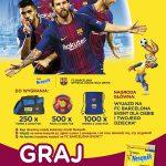Loteria Nesquik – graj o trening w Barcelonie